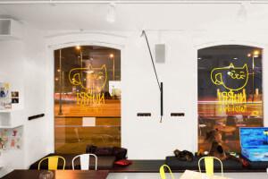 Kassikohvik Tallinnas