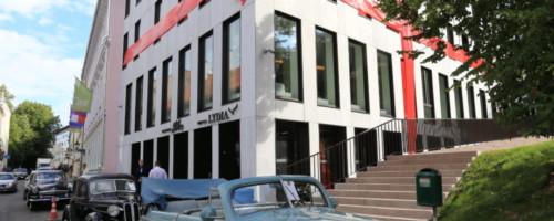 Hotell Lydia Tartus