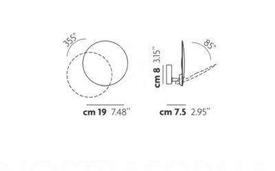 Studio italia design Puzzle_Round 159001 data sheet