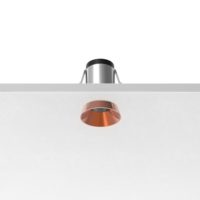 Flos bon Jour downlight 03.2003 copper