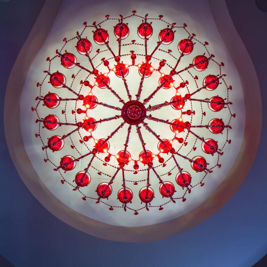 Olympic Park Casino Hilton Tallin Park Hotell Lighting by Hektor Light photo by MarisTomba 9