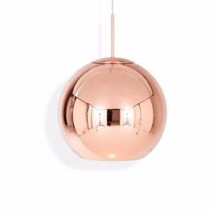 Tom Dixon Copper Round mss01reu