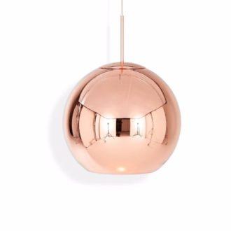 Tom Dixon Copper Round mss01reu