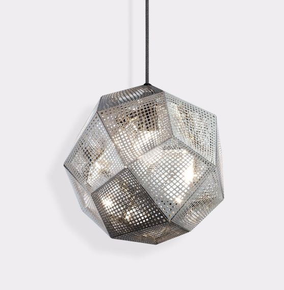 Tom Dixon Etch ets03s-peum stainless steel