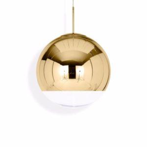 Tom Dixon Mirror Ball mbb50g gold