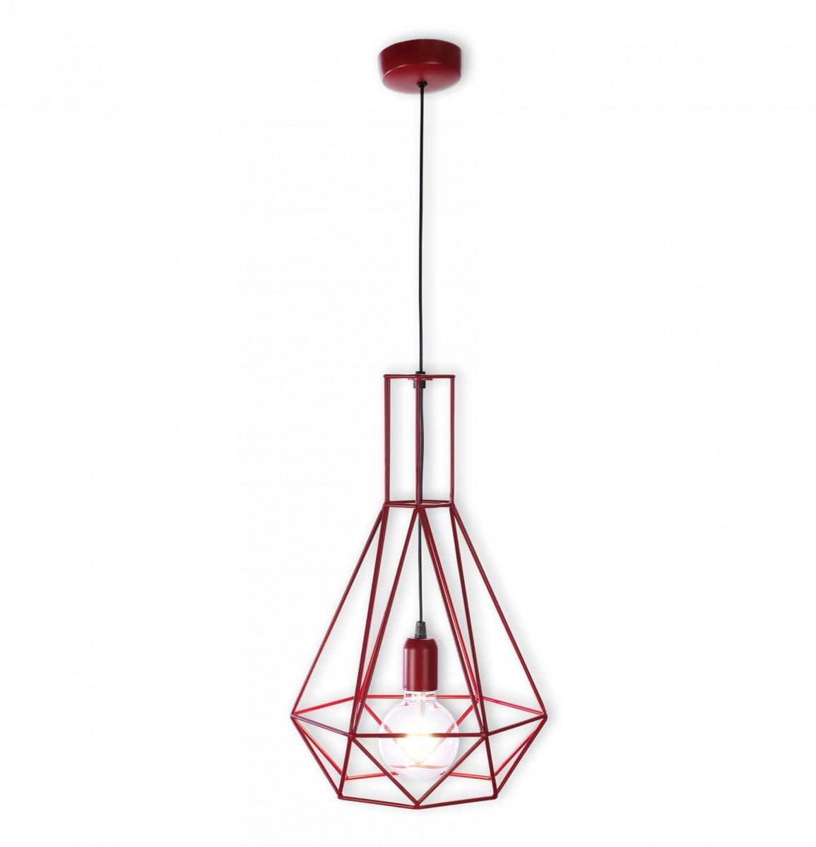 fm-iluminacion-Matilde 25830-25-lampara-colgante-estructura-metal-iluminacion-coben