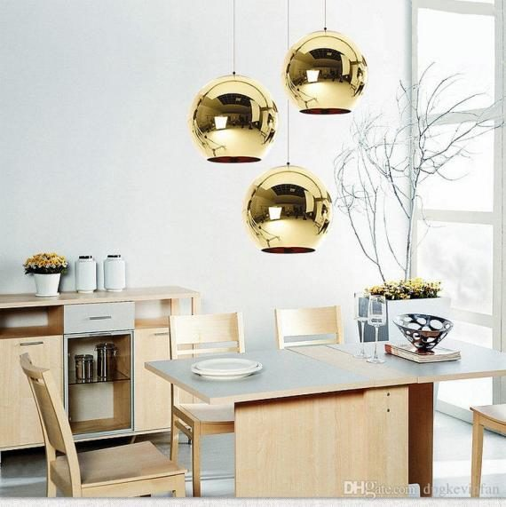 Rippvalgusti Tom_Dixon Mirror_ball