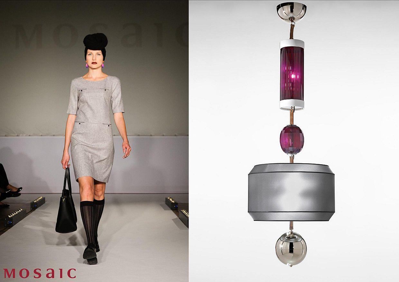 Italamp Odette Odile Fashion