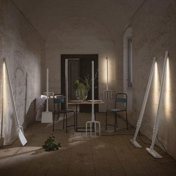 põrandavalgusti_Karman Tobia HP145 indoor