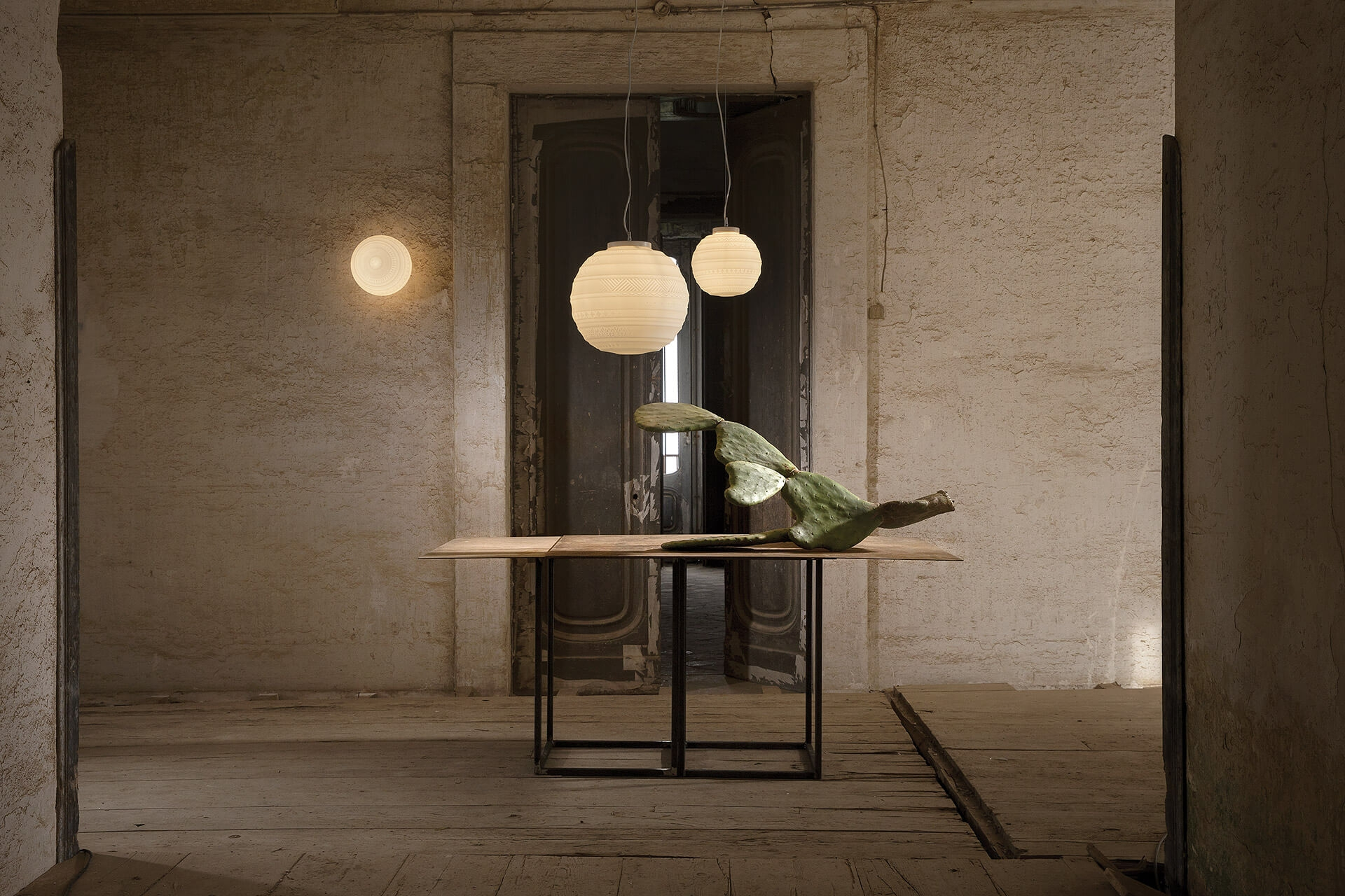 Karman braille_suspension_lamp