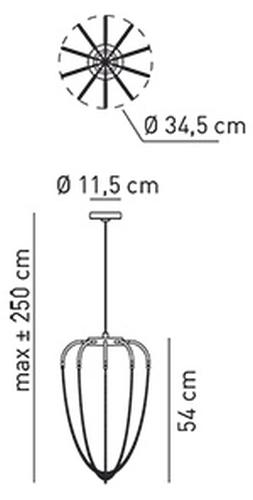 Axolight Alysoid spalys34 data sheet