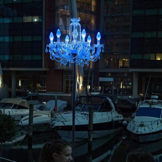 Masiero Drylight S6 LED blue