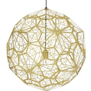 Tom Dixon ETCH WEB ETW01BEU BRASS_OFF