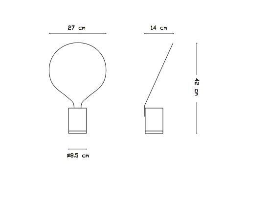 Vertigo bird balloon V05030 5201 data sheet