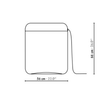 Design Heure eau de lumiere Lgcedlc põrandavalgusti data sheet