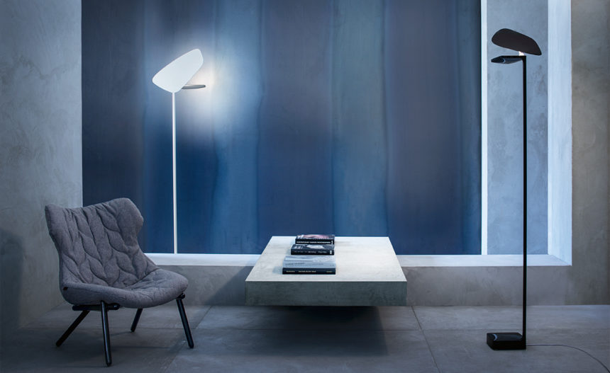 Foscarini lightwing floor lamp