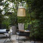MARSET Jaima floor lamp outdoors