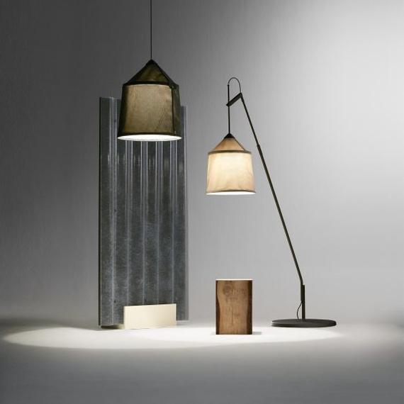 MARSET Jaima floorlamp pendant