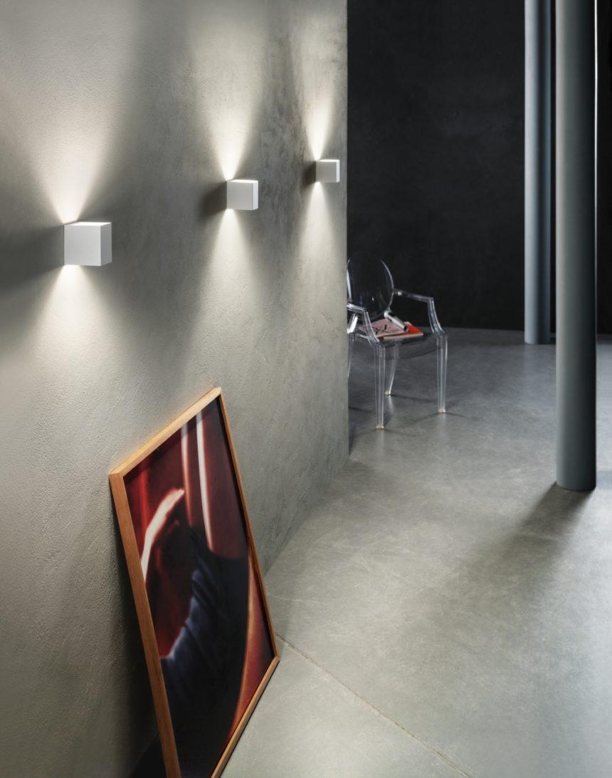 Studio Italia Design Laser_Cube valgustusideed