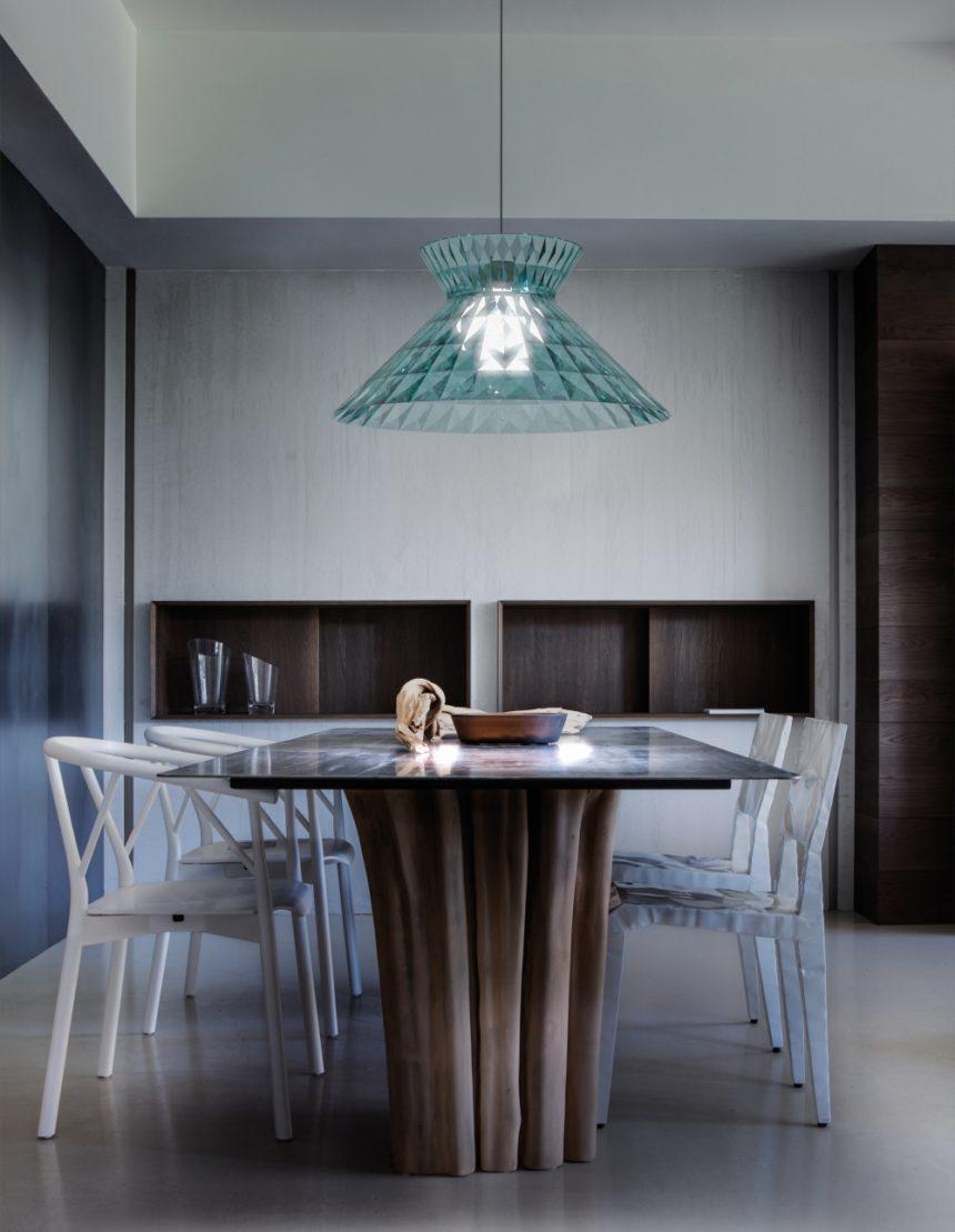 Studio Italia Design Sugegasa valgustusideed