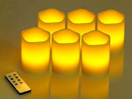 Schuller Led Candle 521566 1