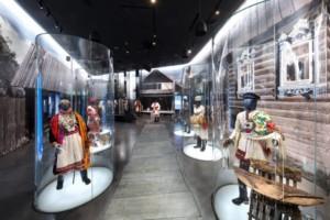 Выставка ЭХО УРАЛА в Эстонском национальный музее