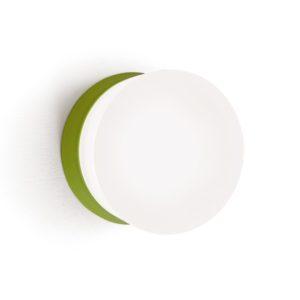Seinavalgusti Exenia Muffin 350405020 roheline