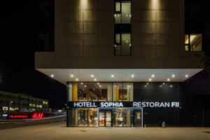 Отель Sophia в Тарту