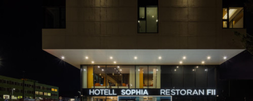Hotell Sophia Tartus