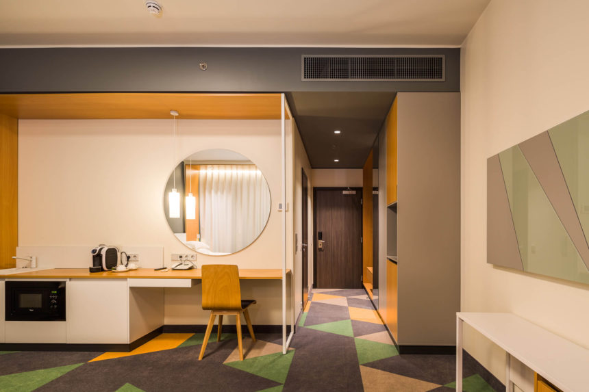 Hotell Sophia lighting by Hektor Light photo by MarisTomba