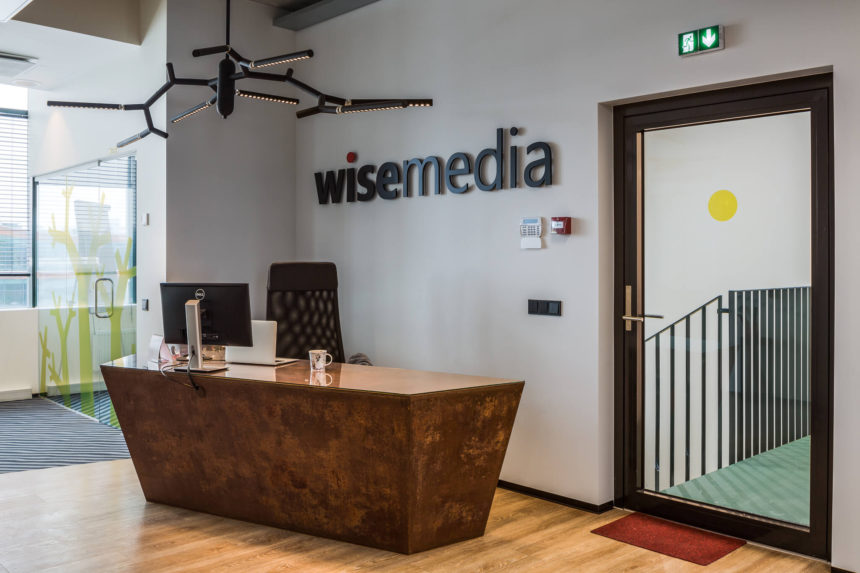 Wisemedia Tartu lighting by Hektor Light photo by Maris Tomba 2