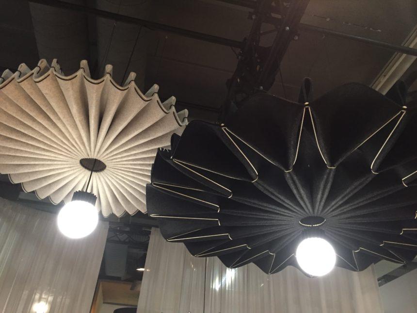 akustiline valgusti BuzziSpace _Puzzipleat