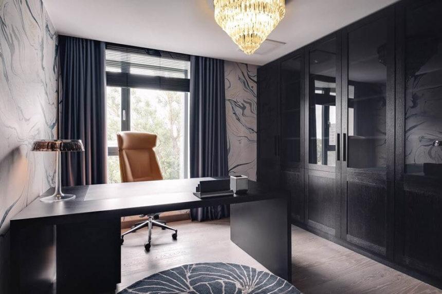 Korter Pirital 2018 lighting design hektor light flos interior viktoria bankov photo märt lillesiim