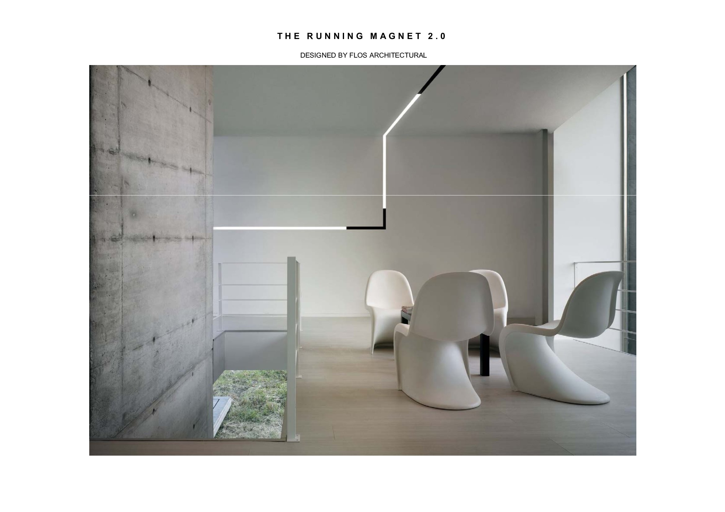 Flos Architectural 2017 The running magnet