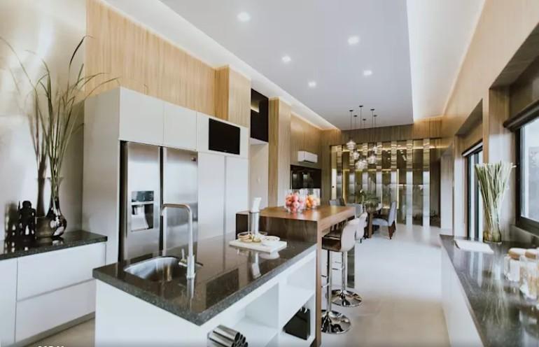 Köögivalgustus modernne