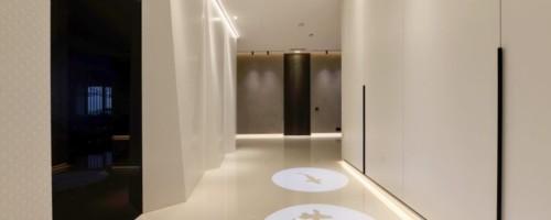 Innovaatilise valguslahendusega kodu Pirital