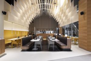 Tokumaru restoran Kaubanduskeskuses T1