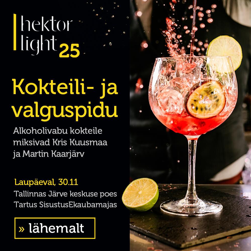 HektorLight_kokteilipidu