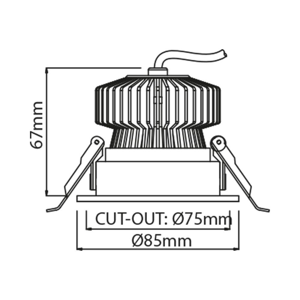 Piccolo Lente DT75-CL01 M-L_BEW