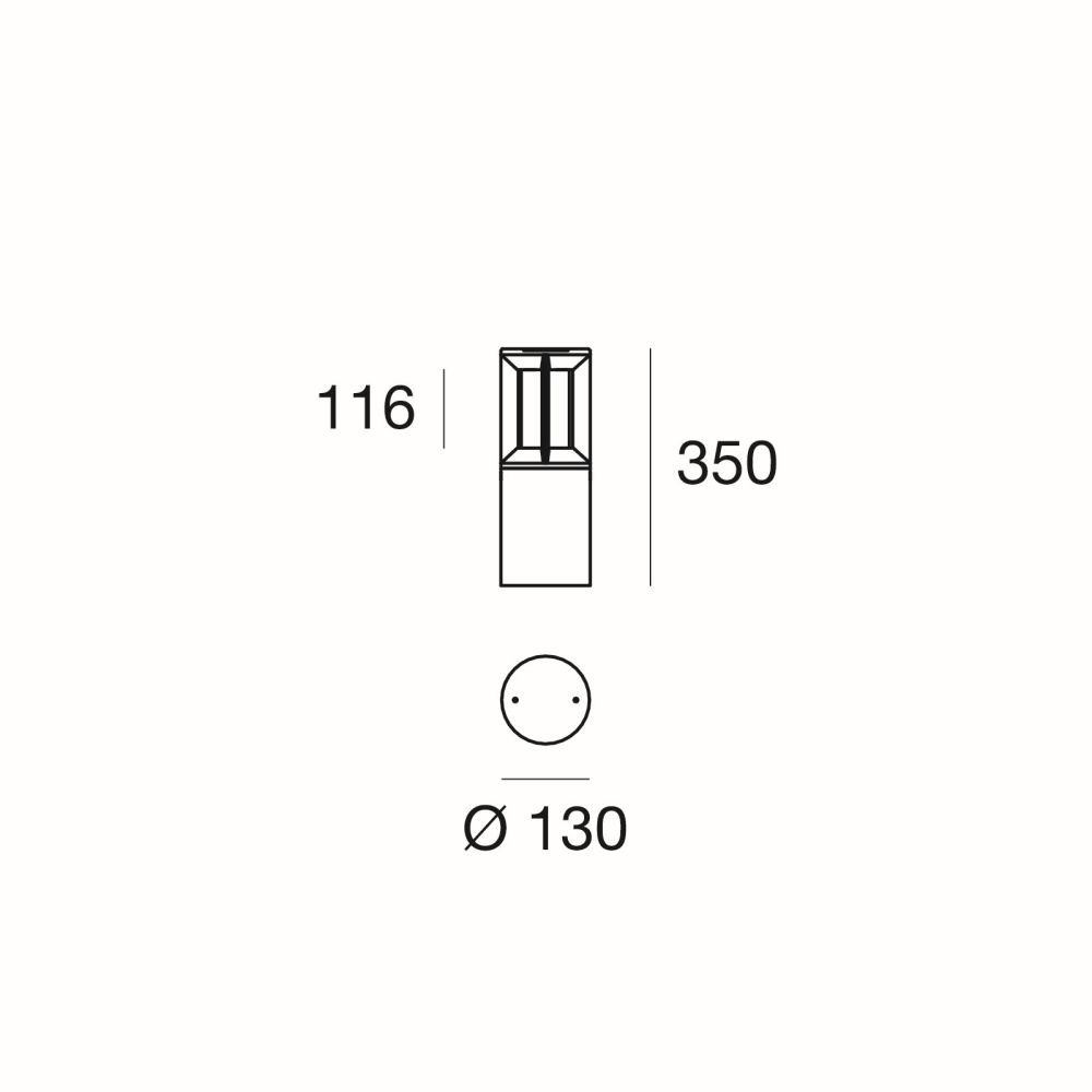 Pollarvalgusti Linealight pilos 61125 data sheet